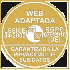 sello para webs adaptadas
