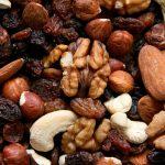 Tradición de comer frutos secos en Navidad
