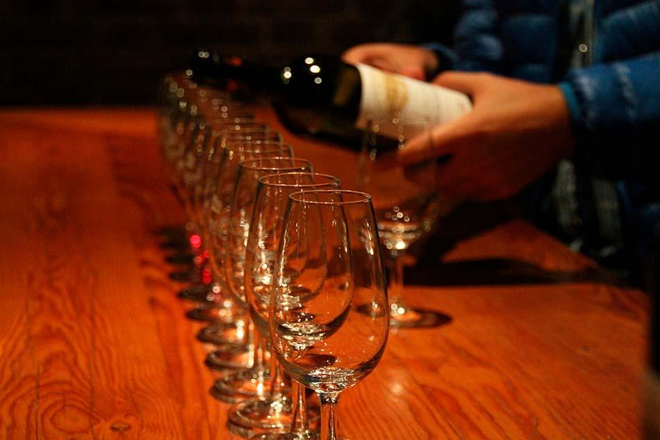Pasos para una cata de vinos