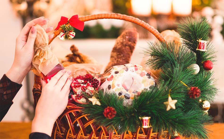 Qué cesta de Navidad regalar a mis empleados?